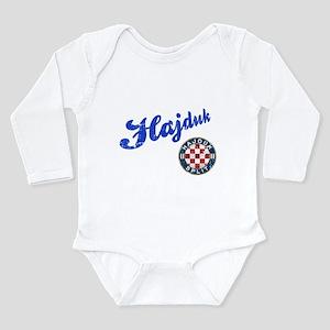 Hajduk Long Sleeve Infant Bodysuit