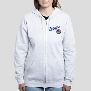Hajduk Women's Zip Hoodie