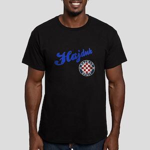 Hajduk Men's Fitted T-Shirt (dark)