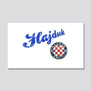 Hajduk Car Magnet 20 x 12