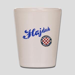 Hajduk Shot Glass