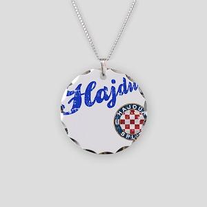 Hajduk Necklace Circle Charm