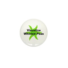 Whirled Peas Mini Button (100 pack)