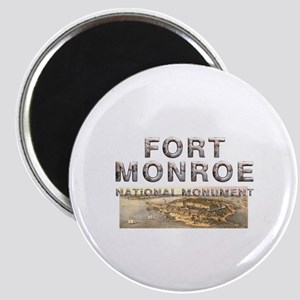 ABH Fort Monroe Magnet