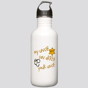 Sheriff- My Uncle Stainless Water Bottle 1.0L