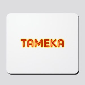 Tameka in Movie Lights Mousepad