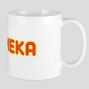 Tameka in Movie Lights Mug