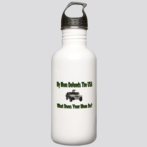 Military Hummer-Mommy Stainless Water Bottle 1.0L