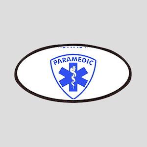 Paramedic Hero-Grandpa Patches