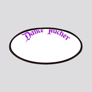 Dance Teacher Patches
