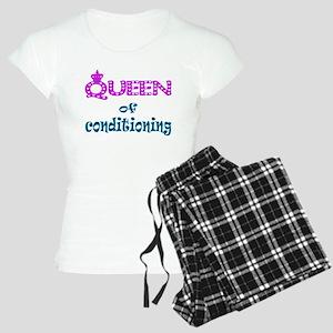 Queen of conditioning Women's Light Pajamas