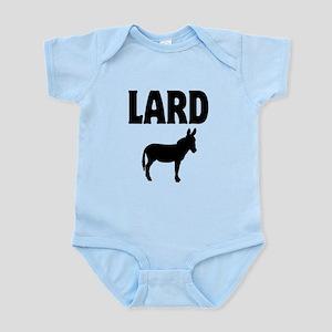 Lard Ass Donkey Infant Bodysuit