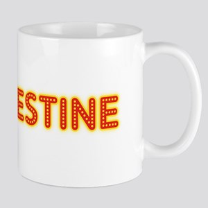Earnestine in Movie Lights Mug