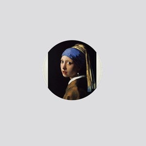 Artzsake Vermeer Mini Button