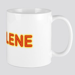 Earlene in Movie Lights Mug
