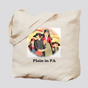 Plain in PA Tote Bag