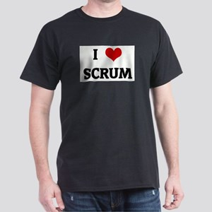 I Love SCRUM T-Shirt