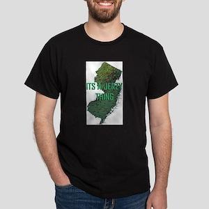 Jersey Thing Dark T-Shirt