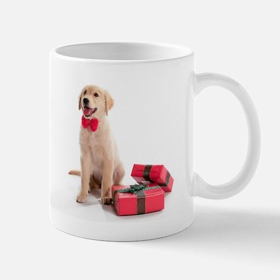 Christmas Golden Retriever Mug
