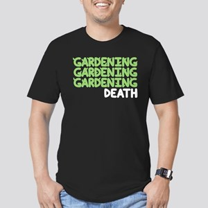 Gardening Men's Fitted T-Shirt (dark)
