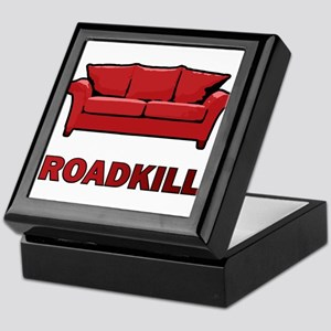 """Roadkill"" Keepsake Box"