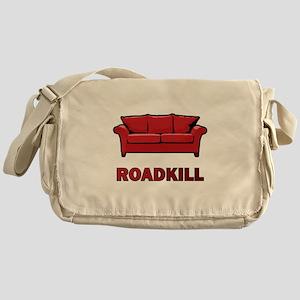 """""""Roadkill"""" Messenger Bag"""
