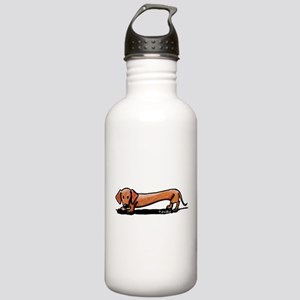 Lil' Red Dachsie Stainless Water Bottle 1.0L