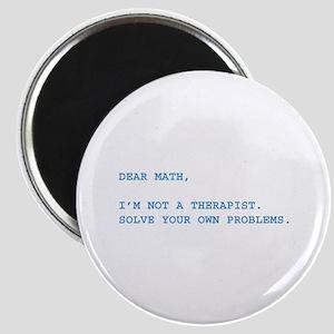 Dear Math Magnet