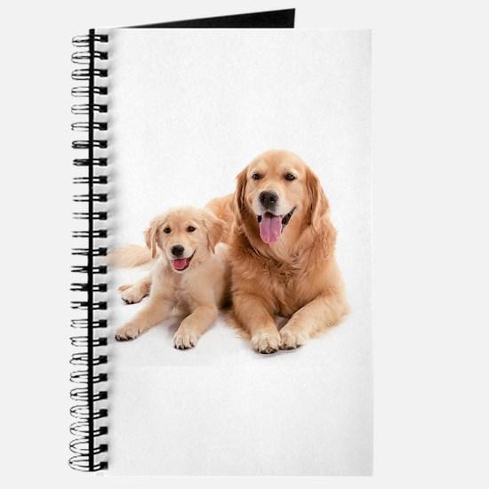 Golden retriever buddies Journal