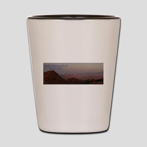 Arches Mugs Shot Glass