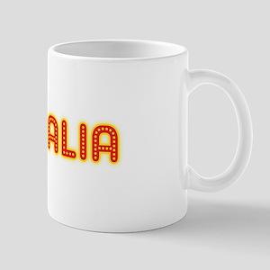 Amalia in Movie Lights Mug
