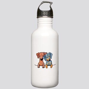 Pocket Doxie Duo Stainless Water Bottle 1.0L