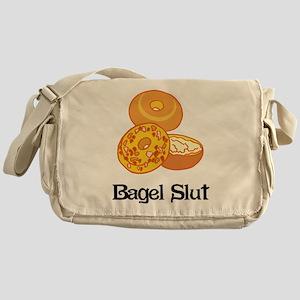 Bagel Slut Messenger Bag