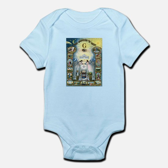 Darkness To Light Infant Bodysuit
