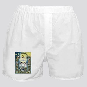 Darkness To Light Boxer Shorts