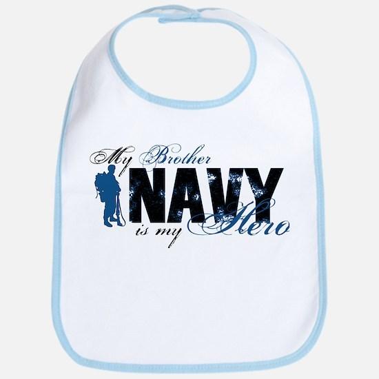 Bro Hero3 - Navy Bib