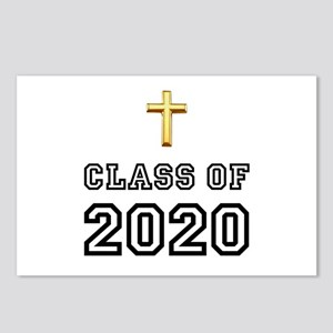 Class Of 2020 Cross Postcards (Package of 8)