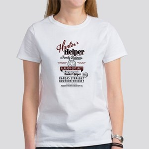 Hunter's Helper - White (1) Women's T-Shirt