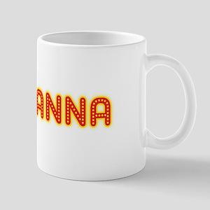 Rosanna in Movie Lights Mug