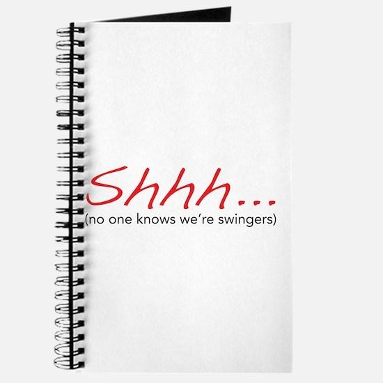 Shhh... Journal