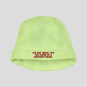 It's not meat baby hat