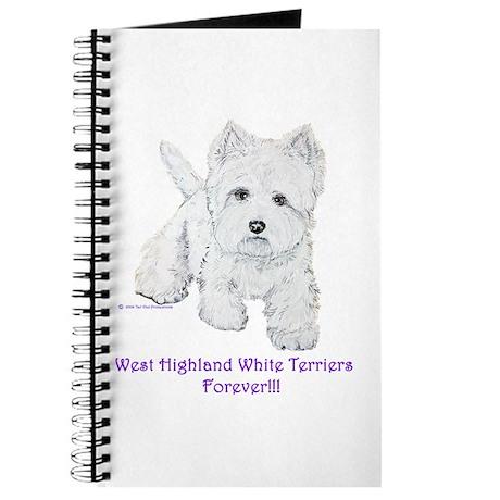 Westies Forever!! Journal