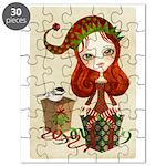 Jollybelle Christmas Elf Puzzle