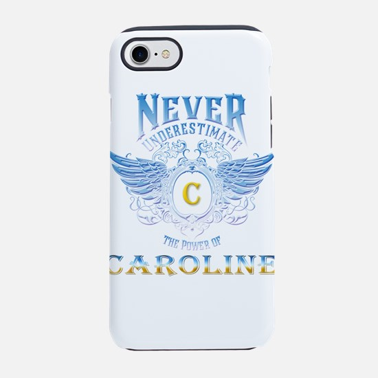 Never underestimate the power iPhone 7 Tough Case