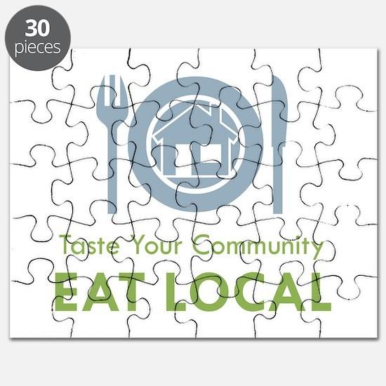 Taste Local Puzzle