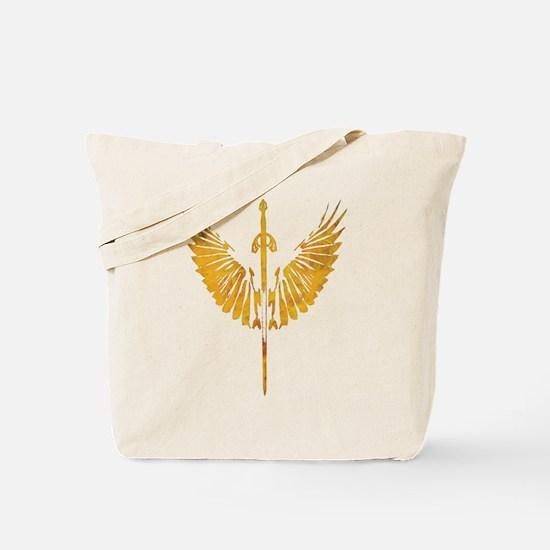Cute Fire life Tote Bag