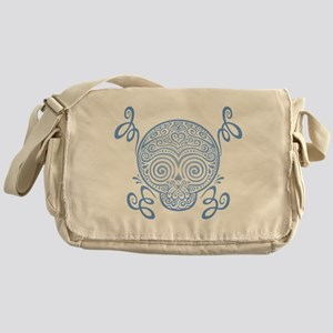 Peewee DOD II -blue Messenger Bag