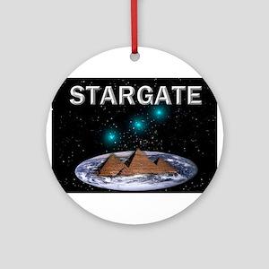 Jmcks Stargate Ornament (Round)