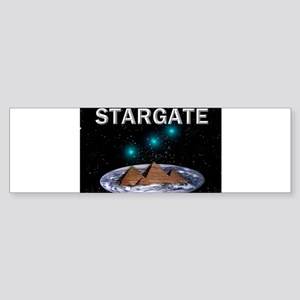 Jmcks Stargate Sticker (Bumper)