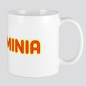 Herminia in Movie Lights Mug